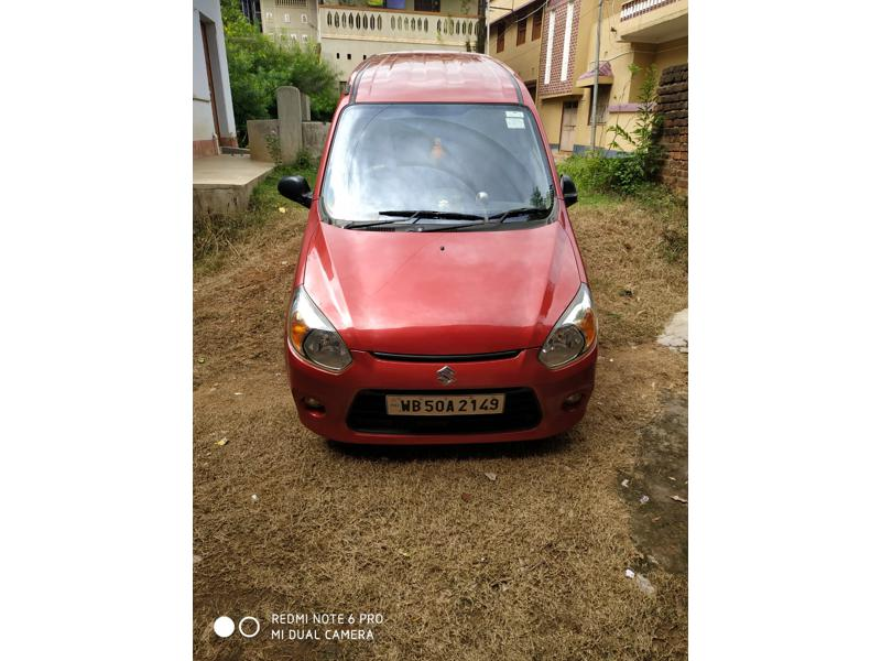 Used 2018 Maruti Suzuki Alto 800 Car In Kharagpur