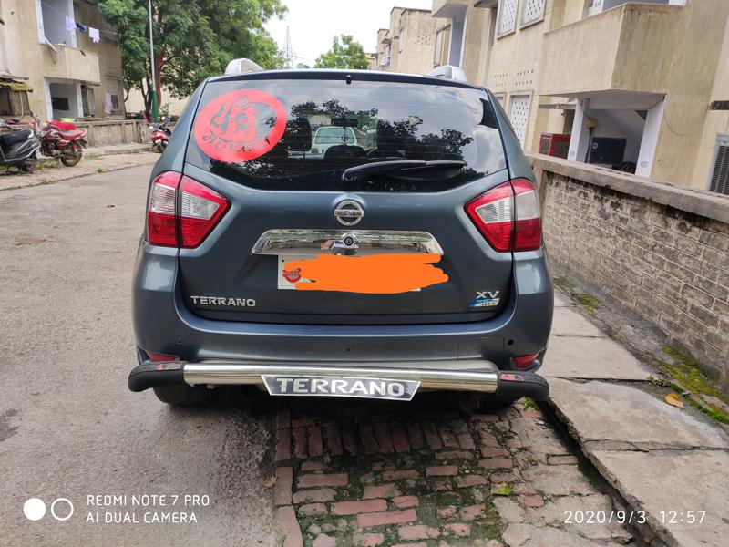 Used 2014 Nissan Terrano Car In Mirzapur