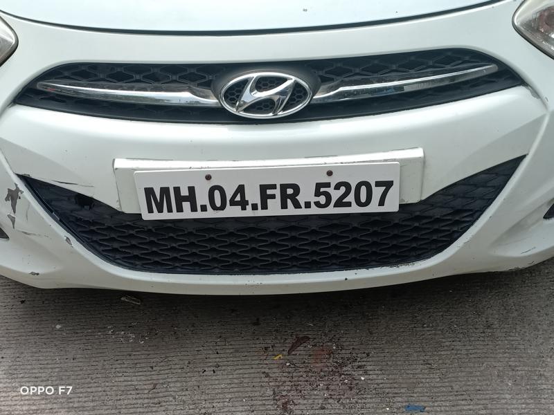 Used 2012 Hyundai i10 Car In Mumbai