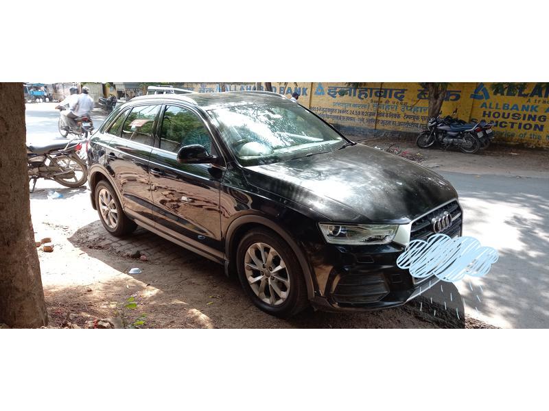 Used 2016 Audi Q3 Car In Jhansi