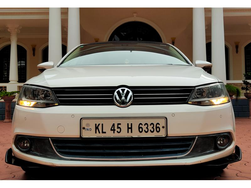Used 2012 Volkswagen Jetta Car In Thrissur
