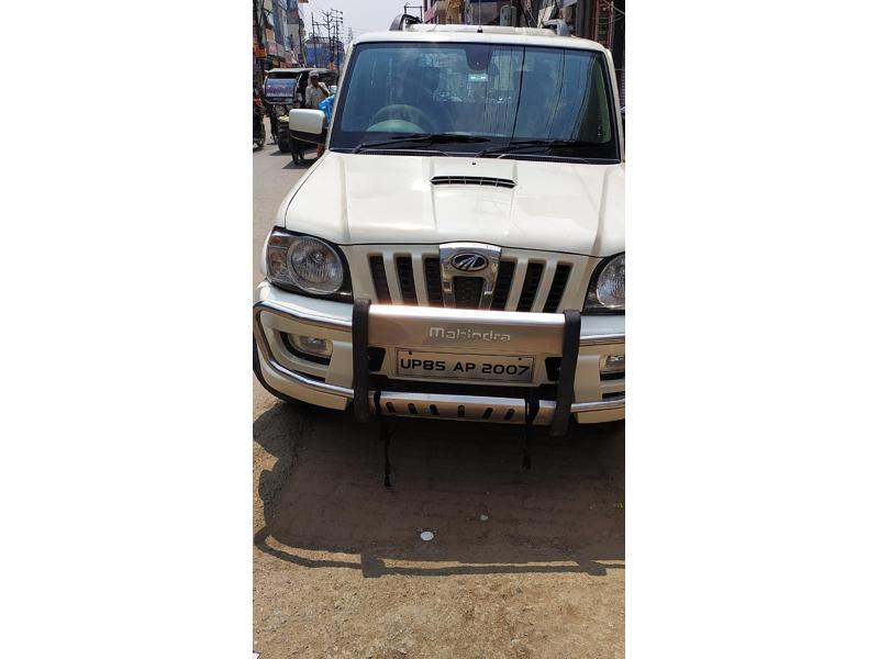 Used 2014 Mahindra Scorpio Car In Agra