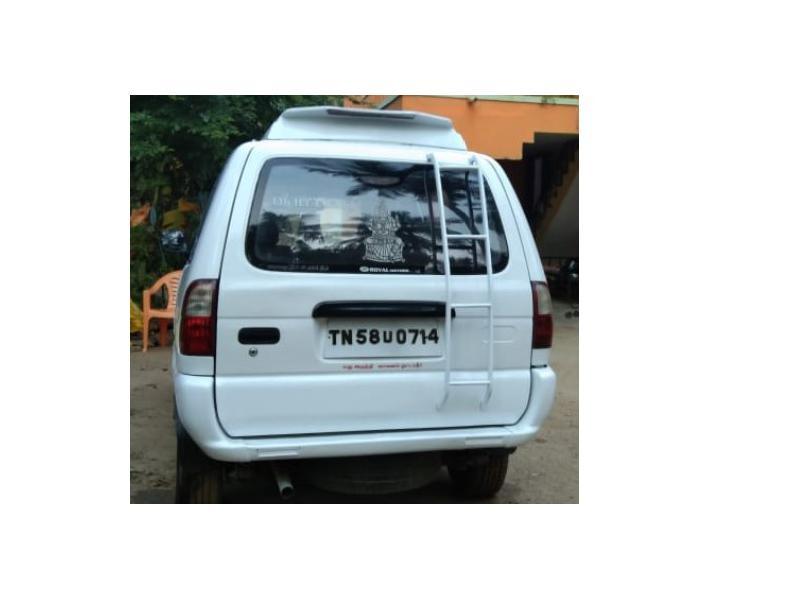 Used 2009 Chevrolet Tourer Car In Madurai