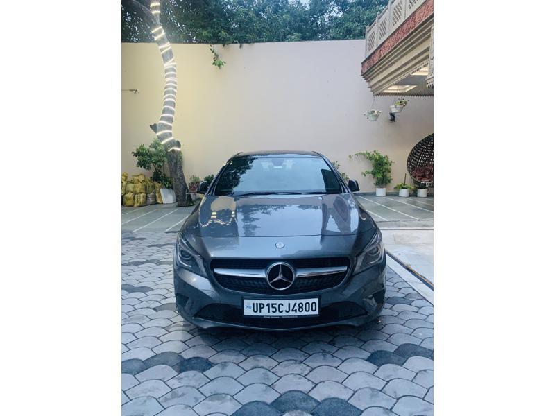 Used 2016 Mercedes Benz CLA Class Car In Meerut
