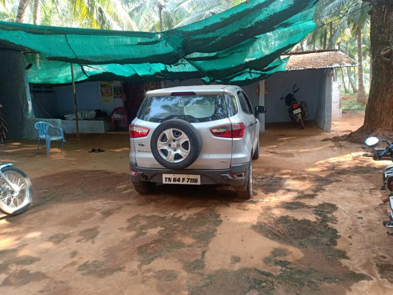 Used 2013 Ford EcoSport Car In Madurai