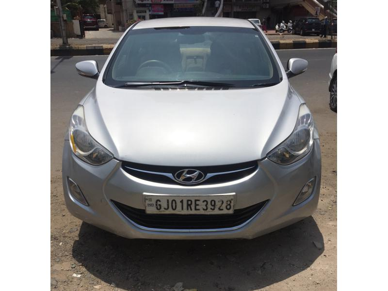 Used 2014 Hyundai Neo Fluidic Elantra Car In Ahmedabad