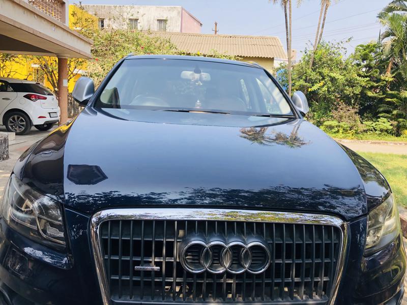 Used 2011 Audi Q5 Car In Daman