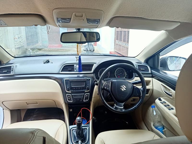 Used 2015 Maruti Suzuki Ciaz Car In Jhansi