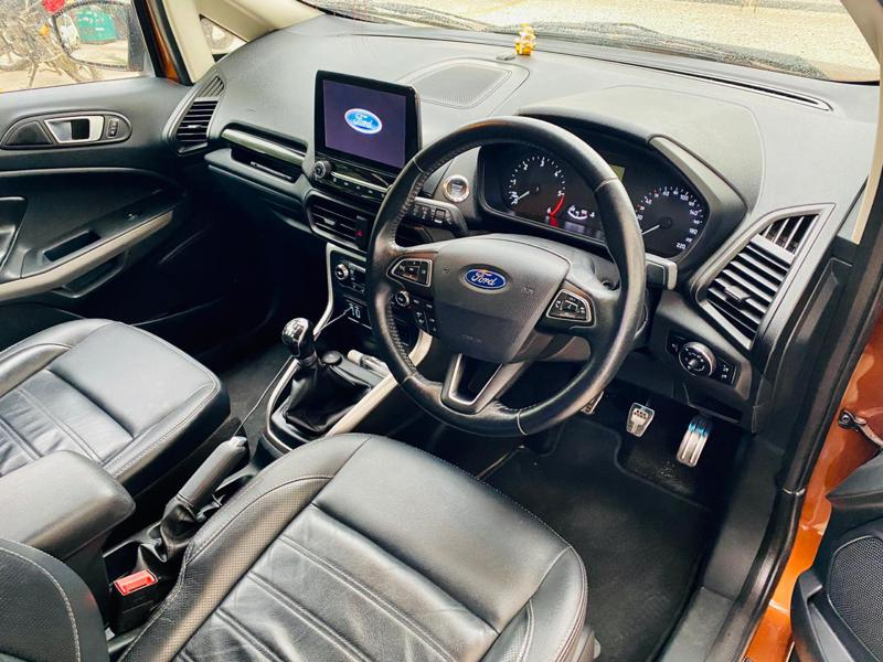 Used 2018 Ford EcoSport Car In Noida