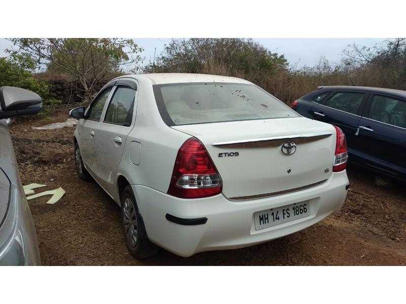 Used 2016 Toyota Etios Liva Car In Pune