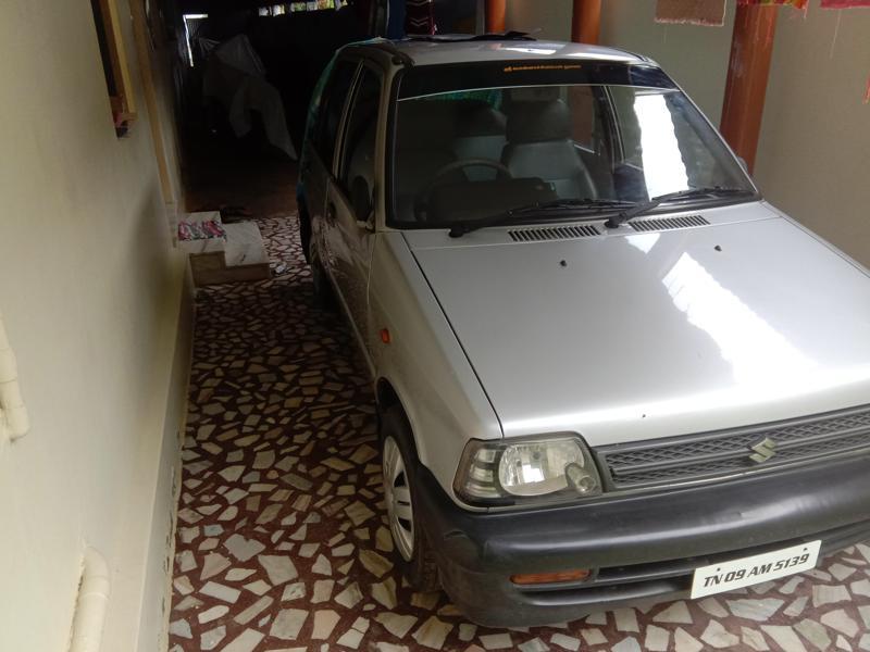 Used 2005 Maruti Suzuki 800 Car In Karur