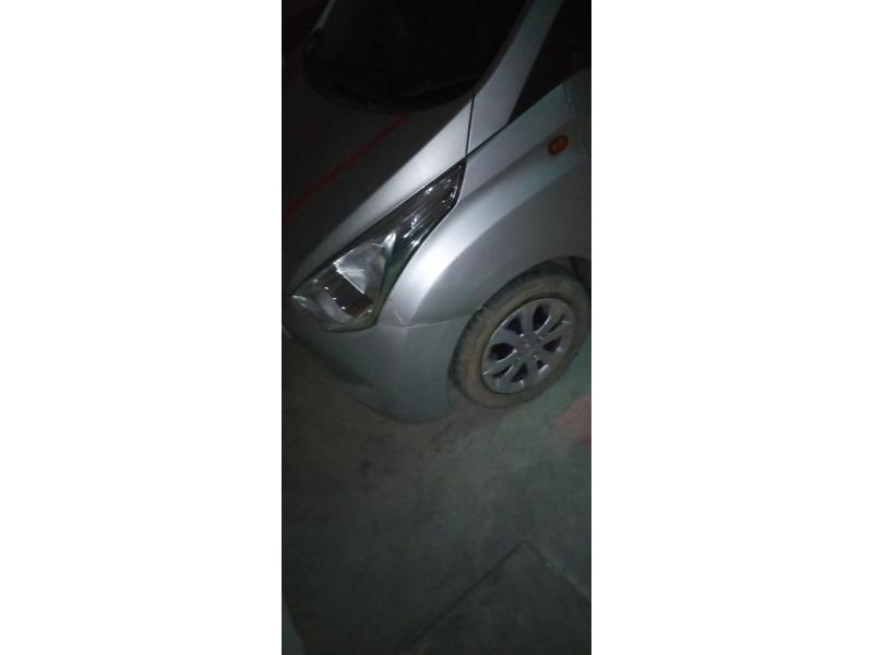 Used 2016 Hyundai Eon Car In Bhadohi