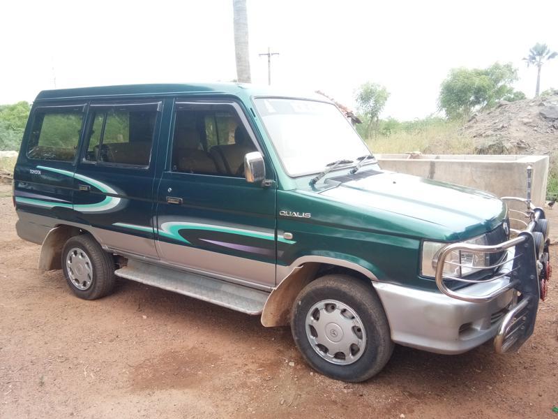 Used 2003 Toyota Qualis Car In Madurai