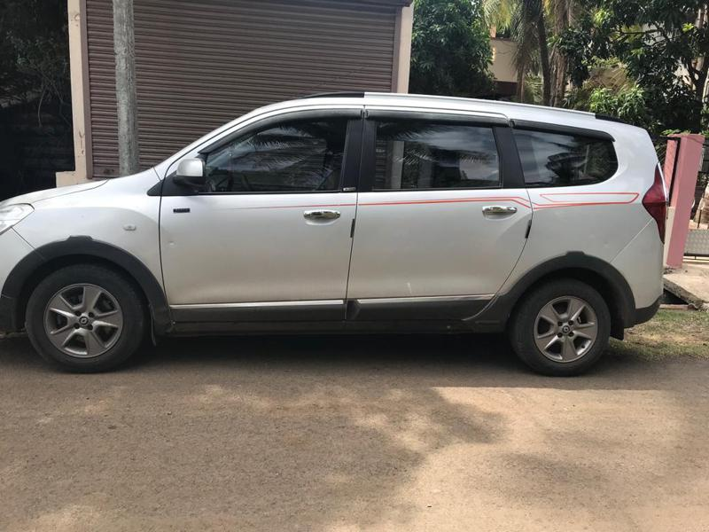 Used 2016 Renault Lodgy Car In Sangli
