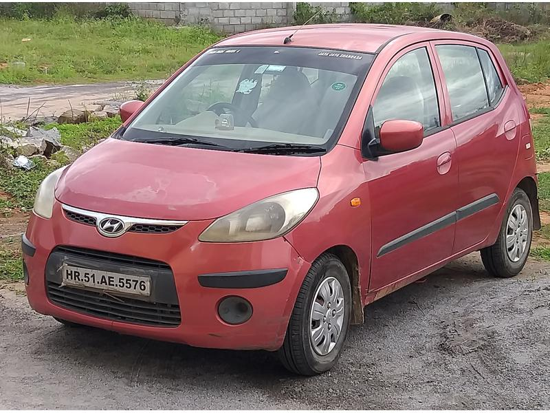 Used 2009 Hyundai i10 Car In Hosur