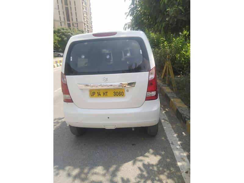 Used 2018 Maruti Suzuki Wagon R 1.0 Car In Ghaziabad