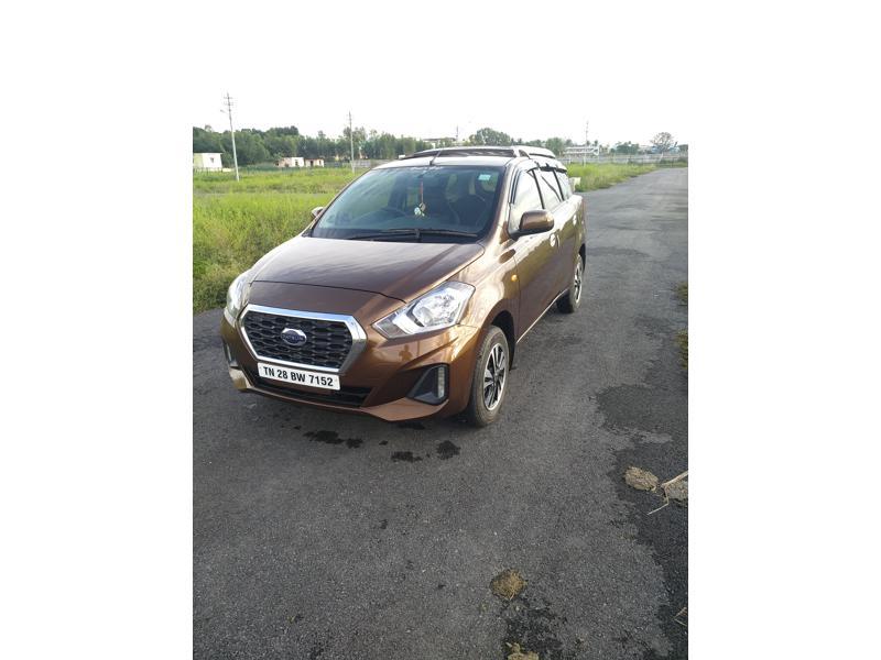 Used 2019 Datsun GO Plus Car In Namakkal