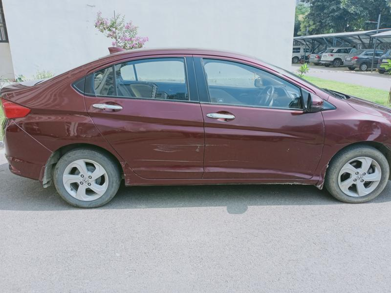 Used 2014 Honda City Car In Lucknow