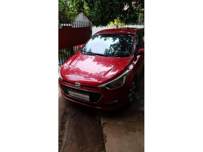 Used 2015 Hyundai Elite i20 Car In Thrissur