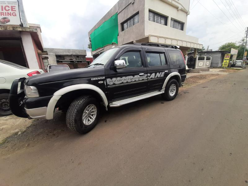 Used 2005 Ford Endeavour Car In Nagpur