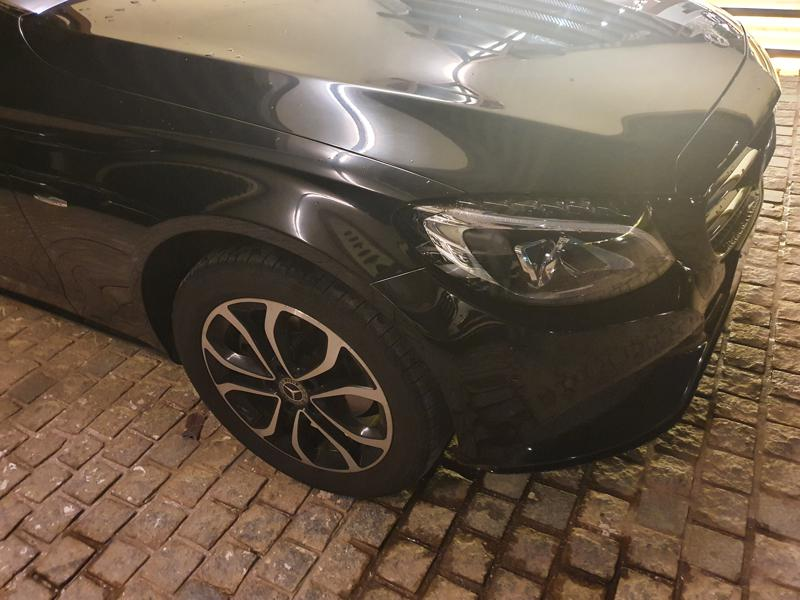 Used 2017 Mercedes Benz C Class Car In Hyderabad