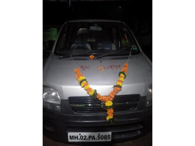 Used 2004 Maruti Suzuki Wagon R Car In Ratnagiri