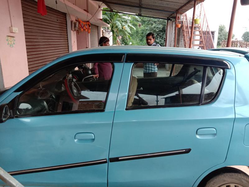 Used 2013 Maruti Suzuki Alto 800 Car In Jhansi