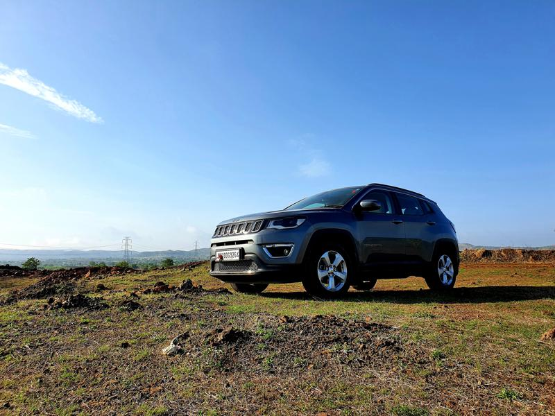 Used 2019 Jeep Compass Car In Sangli