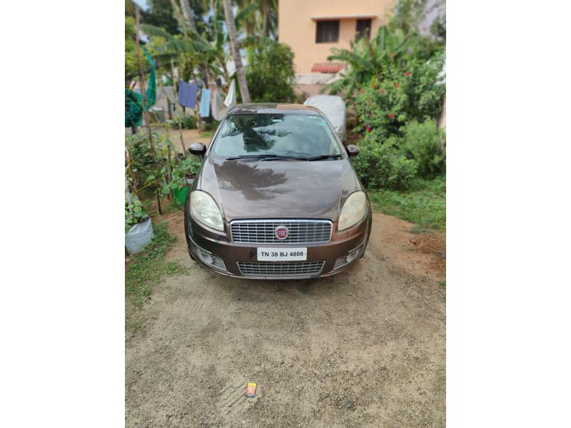 Used 2010 Fiat Linea Car In Karur