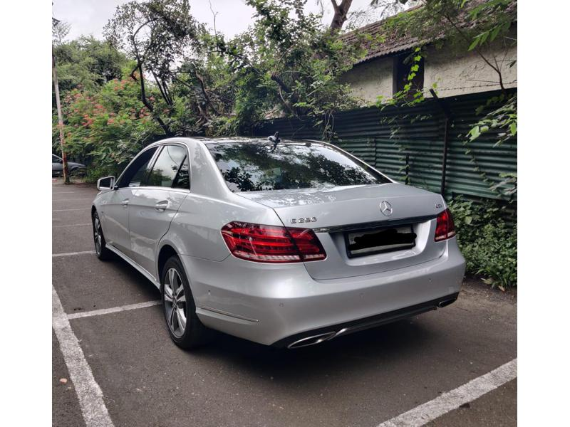 Used 2016 Mercedes Benz E Class Car In Pune