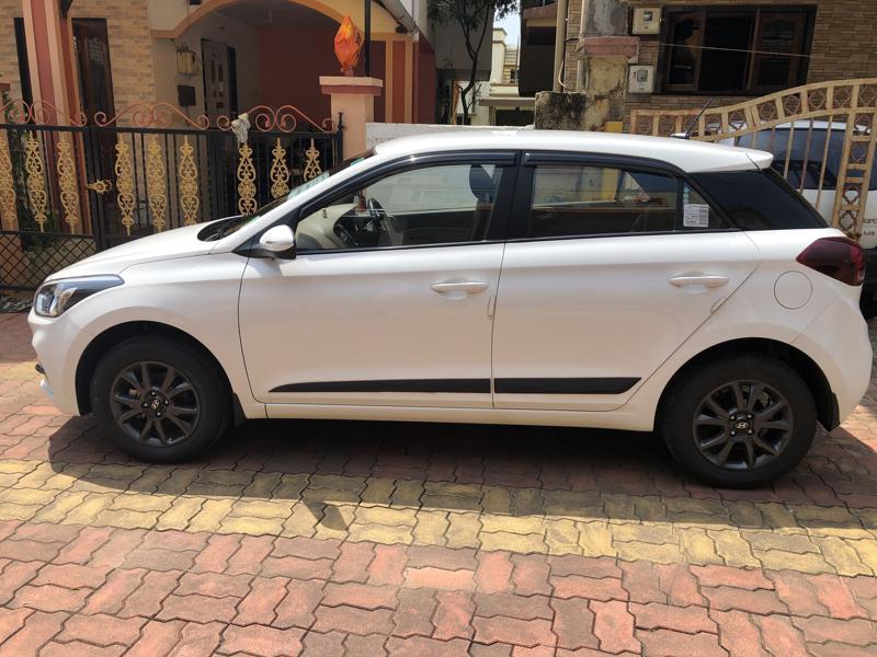 Used 2019 Hyundai Elite i20 Car In Valsad