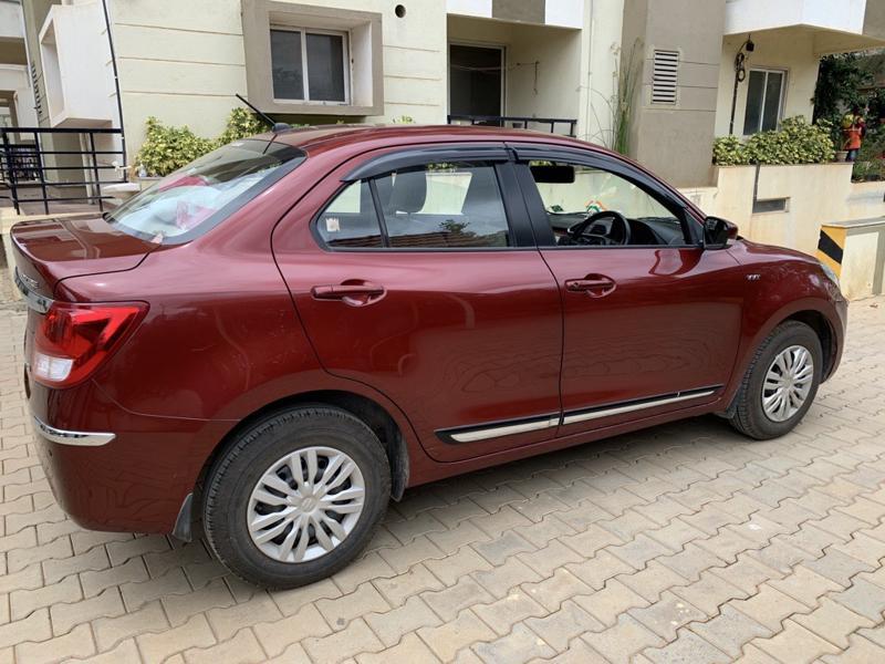 Used 2018 Maruti Suzuki Dzire Car In Bangalore