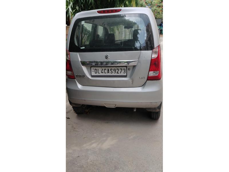 Used 2015 Maruti Suzuki Wagon R 1.0 Car In New Delhi
