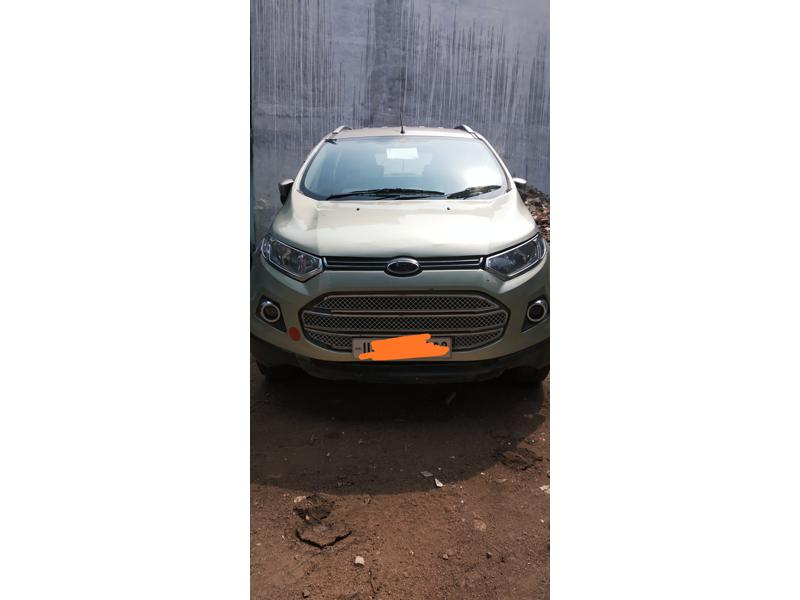 Used 2014 Ford EcoSport Car In Jhansi