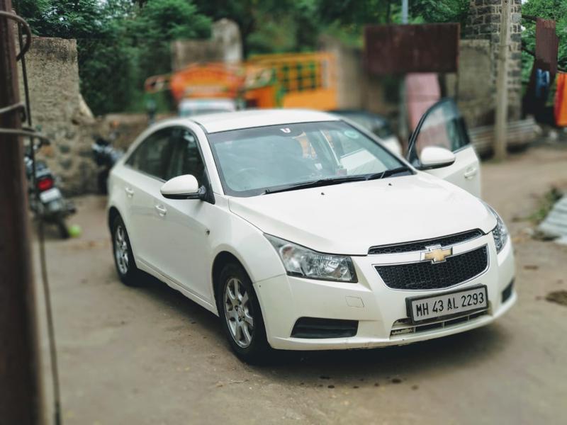 Used 2012 Chevrolet Cruze Car In Solapur