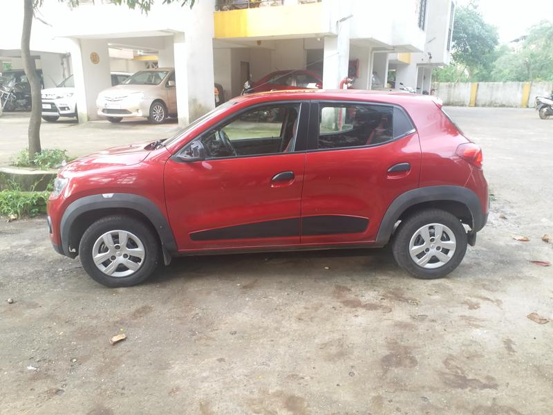Used 2016 Renault Kwid Car In Thane