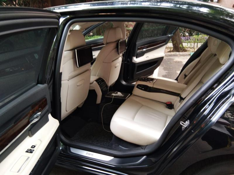 Used 2013 BMW 7 Series Car In Gurgaon