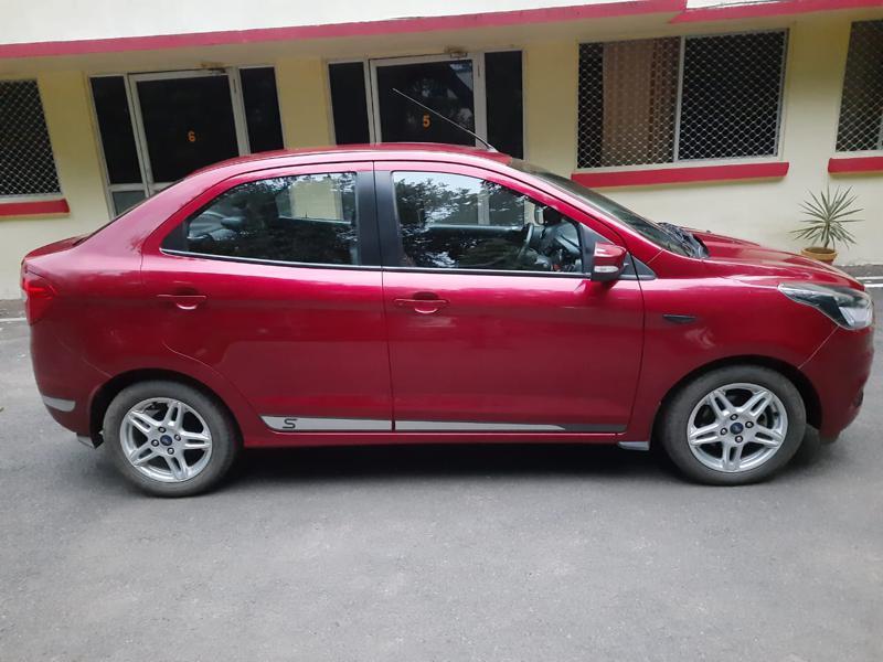 Used 2017 Ford Figo Aspire Car In Jamshedpur