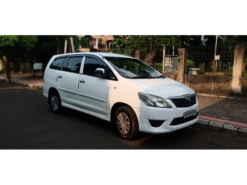 Used 2012 Toyota Innova Car In Nagpur