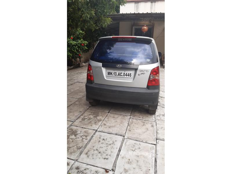 Used 2006 Hyundai Santro Xing Car In Solapur