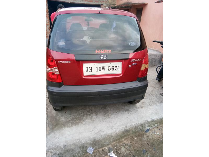 Used 2010 Hyundai Santro Xing Car In Asansol