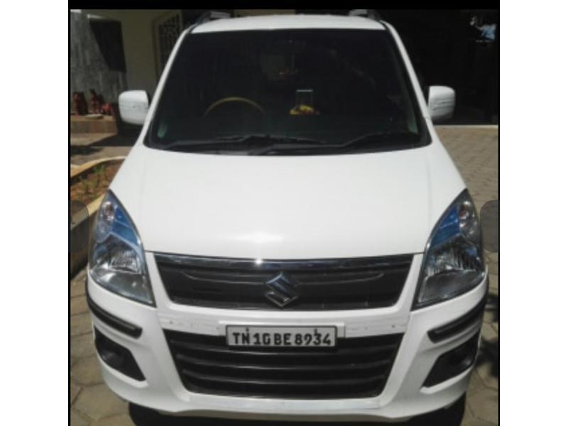 Used 2018 Maruti Suzuki Wagon R 1.0 Car In Chennai