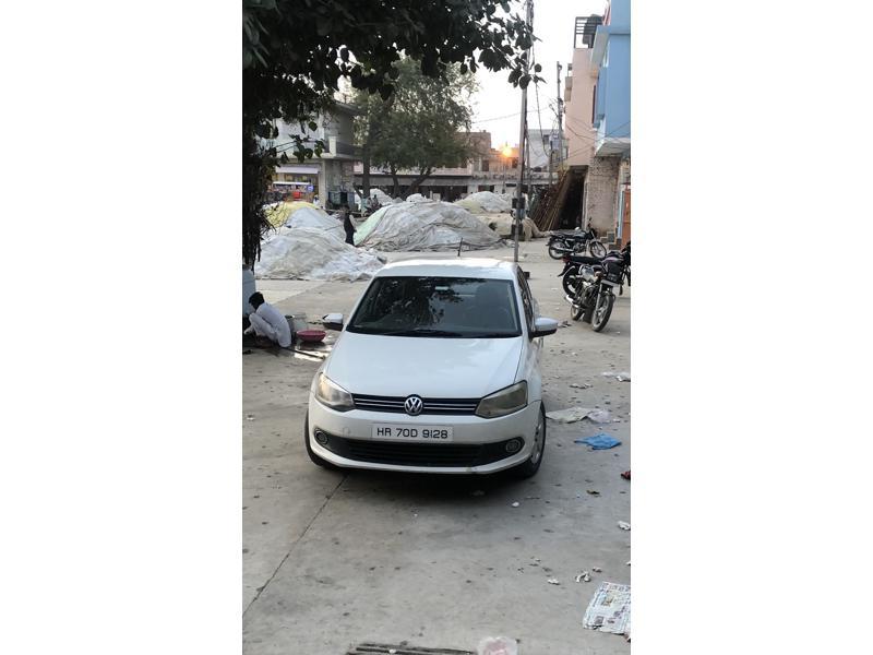 Used 2011 Volkswagen Vento Car In Jind
