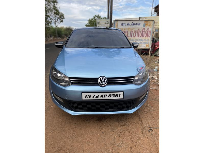 Used 2013 Volkswagen Polo Car In Chennai
