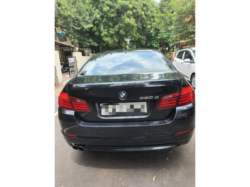 Used 2011 BMW 5 Series Car In Chennai