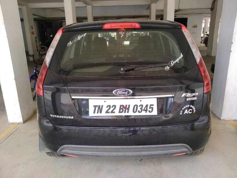 Used 2010 Ford Figo Car In Chennai
