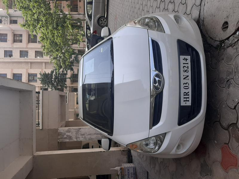 Used 2012 Hyundai i20 Car In Chandigarh