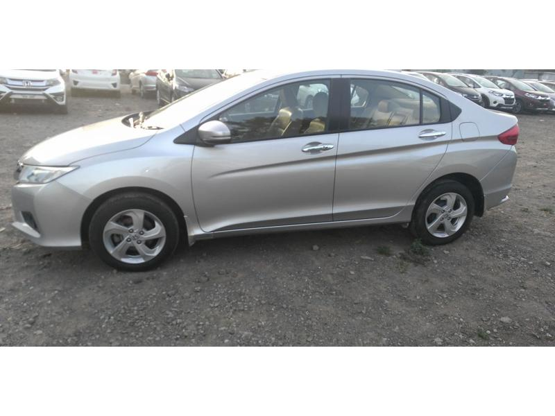 Used 2016 Honda City Car In Lucknow