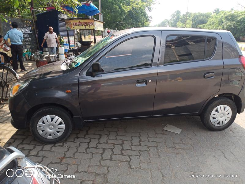 Used 2019 Maruti Suzuki Alto 800 Car In Nagpur