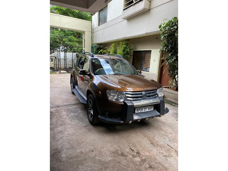Used 2013 Renault Duster Car In Hyderabad